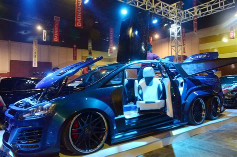 coolest cars  hot import nights surabaya