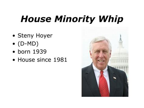 minority whip of the house ppt the legislative branch powerpoint presentation id 1425002
