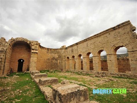 Kpci Misteri Kotak Tua ptolemais kota tua di libya yang unik angker
