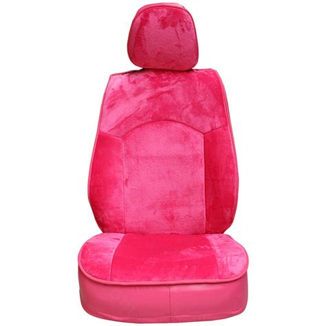 plush seat covers buy wholesale soft plush car seat covers for