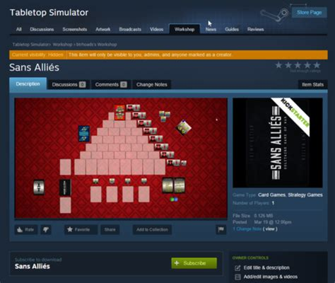 tabletop simulator card uploader template sans allies solitaire of war by geoffrey and
