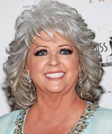 is paula deens hairstyle for thin hair paula deen medium wavy formal hairstyle thehairstyler com