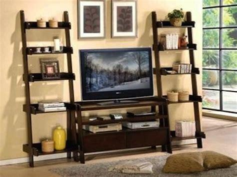 Enclosed Bookshelf Best 25 Shelves Around Tv Ideas On Pinterest Photo