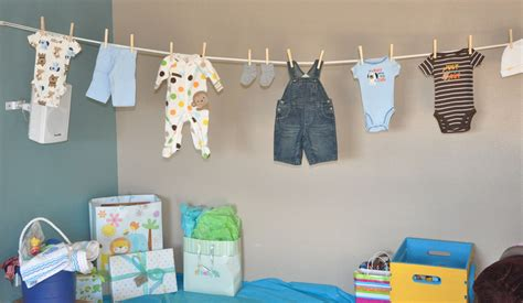 Baby Shower Clothesline Gift by Baby Shower Clothesline Decoration Baby Shower