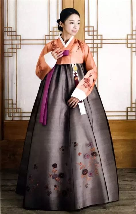 Etnic Dress Korea south korea why does korean traditional costume look similar to costume in ming dynasty china