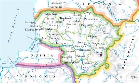 fiume bagna praga lituania nell enciclopedia treccani