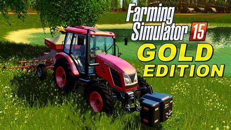 farming simulator 2015 gold edition farming simulator