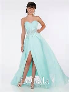 mon cheri le gala 116577 front open skirt prom dress