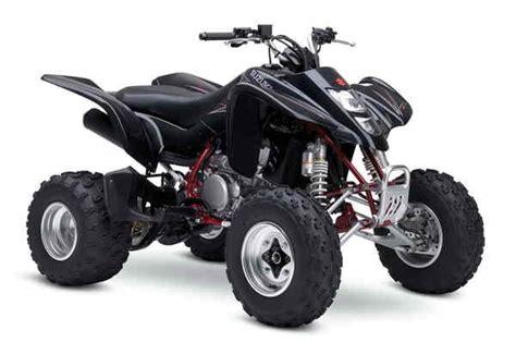 2007 suzuki quadsport z400 motorcycle review top speed