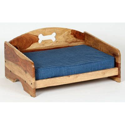 rustic dog bed 25 best ideas about rustic dog beds on pinterest