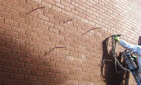 Gaten Vullen Muur Structuur by Pur Spouwmuurisolatie Prijzen Voordelen Nadelen