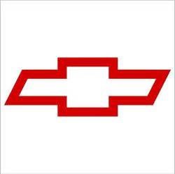 Chevrolet Bowtie Stickers Chevy Bowtie Decals