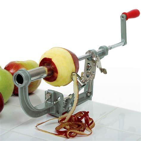 Apple Slicer And Cutter applemate 3 apple peeler corer and slicer