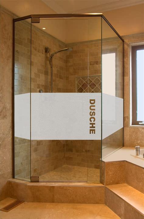 Fenster Dusche Sichtschutz by Aufkleber Glasdekor Dusche Gd34 65hoch Sichtschutz Deko