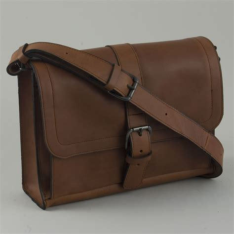 Small Satchel by Small Satchel Henry Tomkins