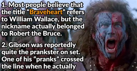 William Wallace Meme - rebellious facts about braveheart