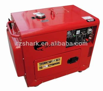 5kva silent diesel generator for home use buy silent