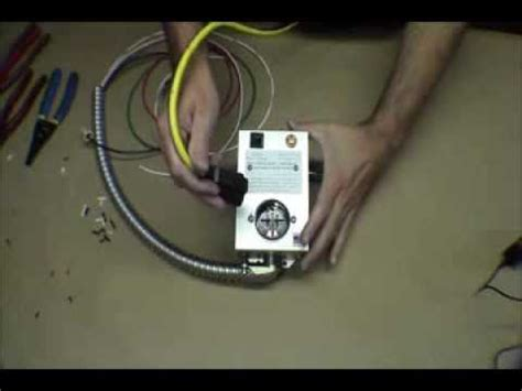 ricksdiy   build automatic generator transfer switch