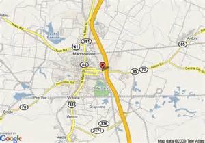 map of big inn madisonville madisonville