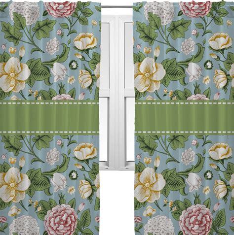 retro floral curtains vintage floral curtains vintage floral curtain new