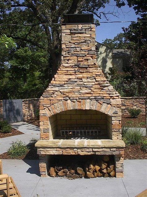 age manufacturing standard fireplace landscaping
