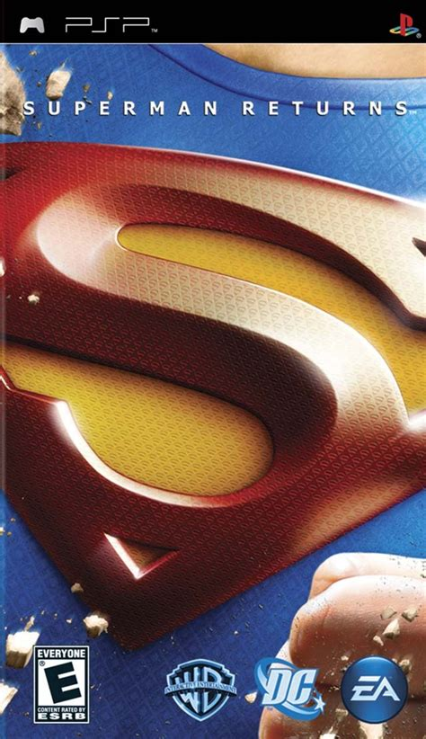 psp themes superman superman returns sur playstation portable jeuxvideo com