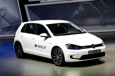 volkswagen electric car 2015 volkswagen egolf or the completely electric vehicle