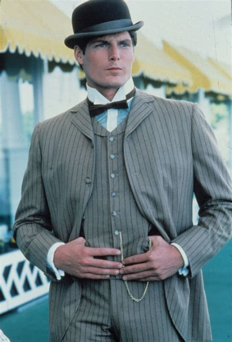 christopher reeve time travel movie edwardian day suit quot somewhere in time quot costume junkie
