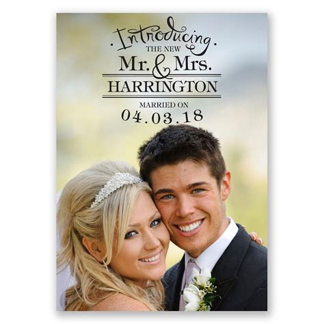 Wedding Invitation Introduction by Introducing Wedding Announcement Invitations By