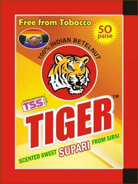 S3 Goldvit Per 10 Sachet tiger scented sweet supari sweet flavoured betel nut freshener mukhwas india buy