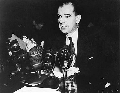 Scare Political 1950s the cold war scare mccarthyism and liberal anti