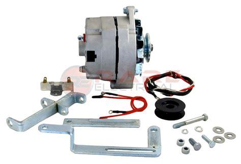 rareelectrical new 8n ford alternator fits generator