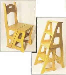 Chair step stool plan step stool chair plans folding step stool chair