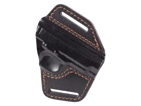 gletcher tt leather belt holster black holsters