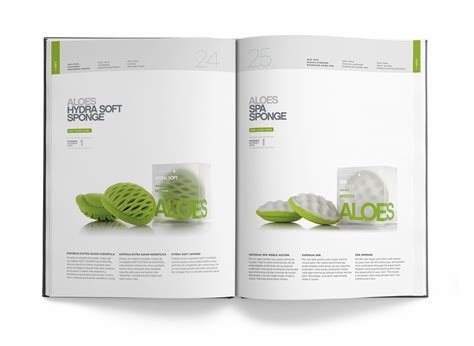 product brochure template