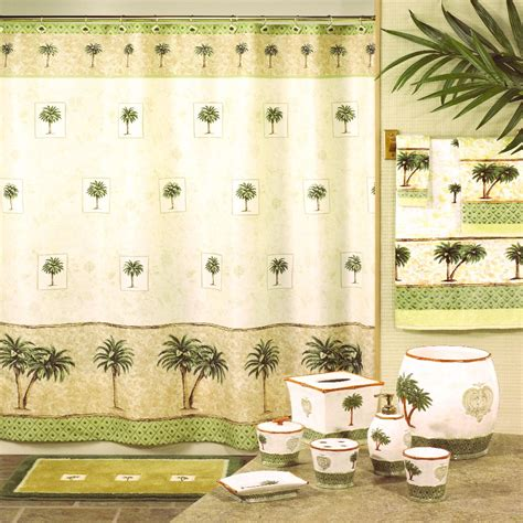 palm tree shower curtain tree shower curtain