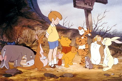 Winnie The Pooh by Winnie The Pooh Day Celebrated On January 18