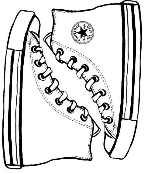 pete the cat shoe template pete the cat activities free converse shoe template by