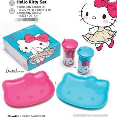 Set Hello by Hello Set Tupperware Home Appliances On Carousell