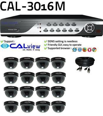 Calion 16 Ch Network Dvr Hitam harga paketan kamera cctv calion murah