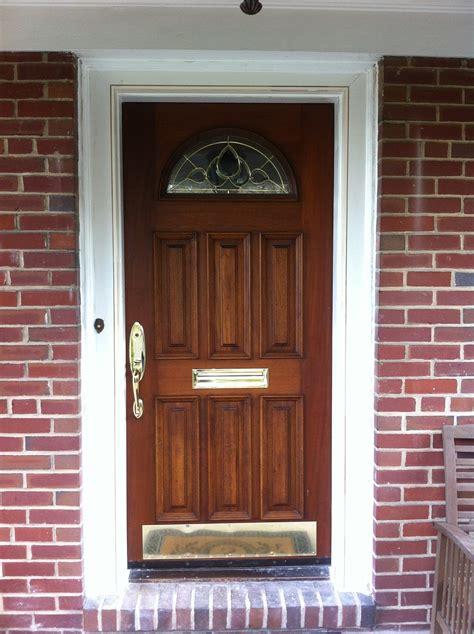 Exterior Door Kick Plates Did You Door Kick Plate The Homy Design