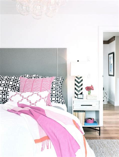 gray and pink bedroom pinterest discover and save creative ideas