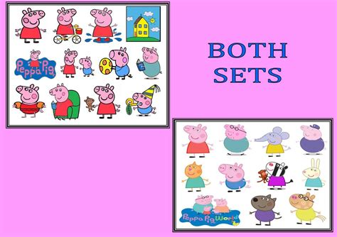 peppa pig tattoo peppa pig new x11 or x12 temporary tattoos waterproof