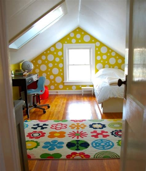small attic room design ideas