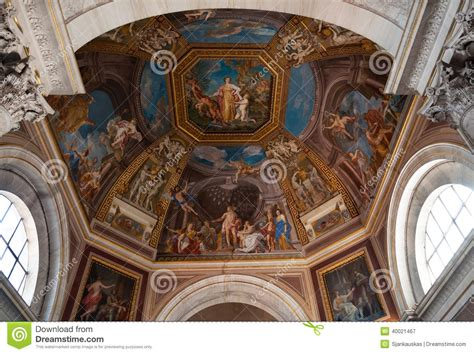 Vatican Museum Ceiling Paintings by Vatican Museum Editorial Photography Image 40021467