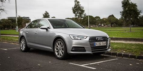 audi a4 2016 audi a4 sedan 1 4 tfsi review caradvice