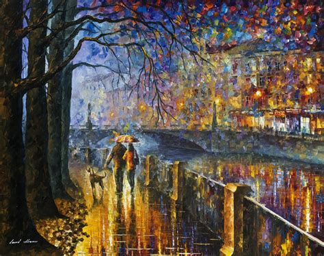 monet poster portfolios 382281413x alley by the river by leonid afremov by leonidafremov on