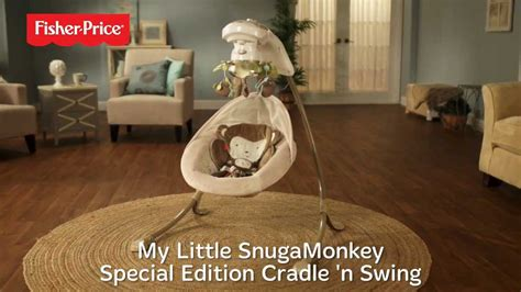 my little snugamonkey cradle n swing my little snugamonkey special edition cradle n swing