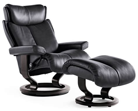 stressless magic recliner price stressless magic s leather recliner ottoman best prices