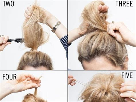 step by step easy updos for thin hair 85 best hair images on pinterest hair ideas hair colors